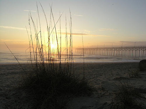 Landscape Photograph - Sun Up by Paul Boroznoff