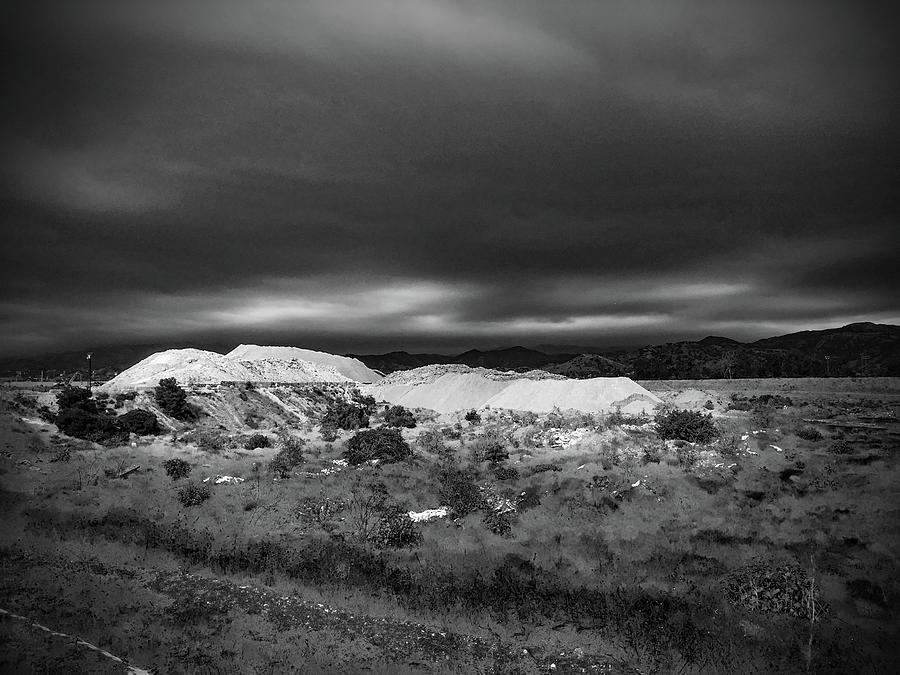 Sun Valley Spring Storm by Richard Lund