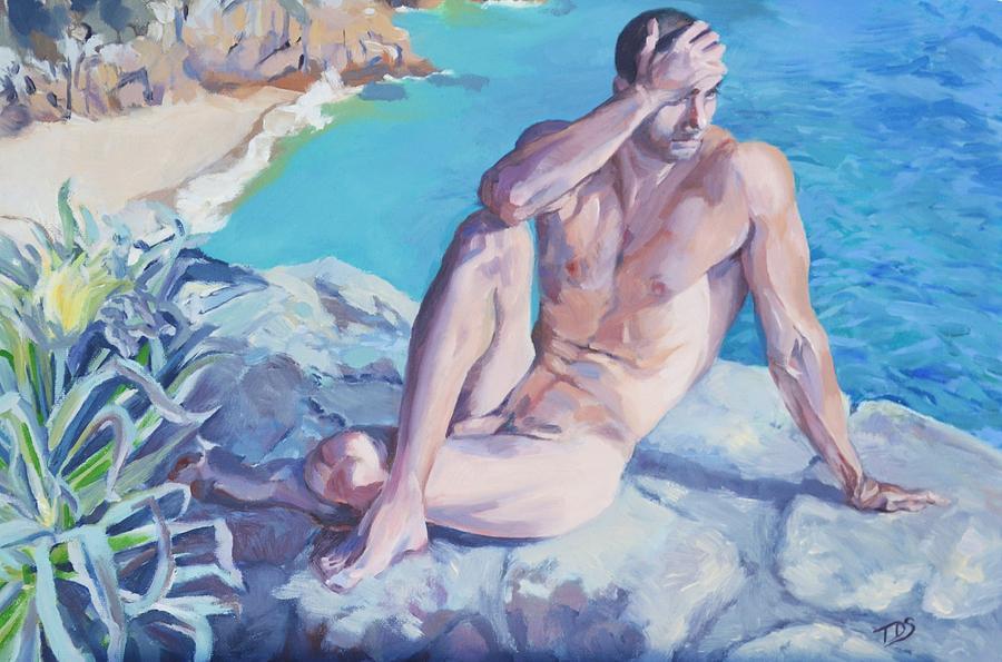 Stunning Naked Sunbather 20