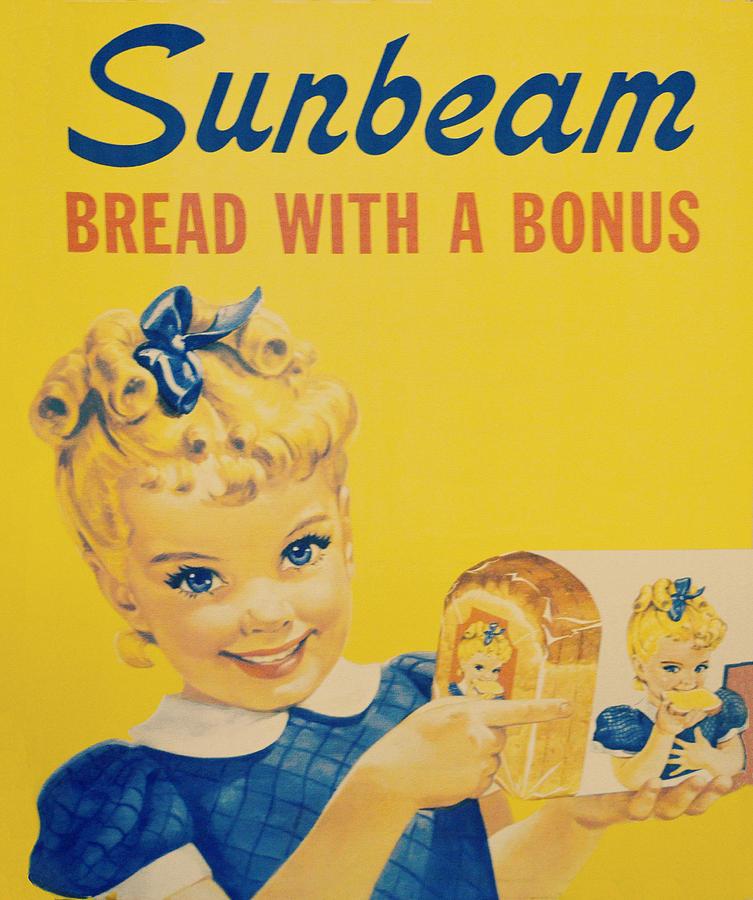 Sunbeam Photograph - Sunbeam Girl by Robin Dickinson