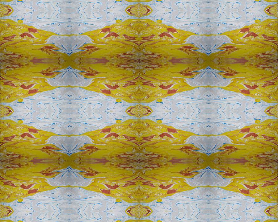Sunbursts Digital Art by Trudy Thomson