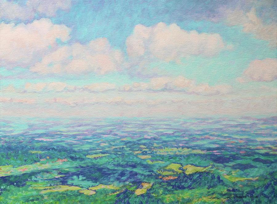 Bonnie Mason Painting - Sundance by Bonnie Mason