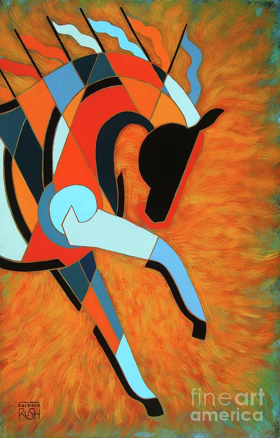 SunDancer of the Fire I by Barbara Rush