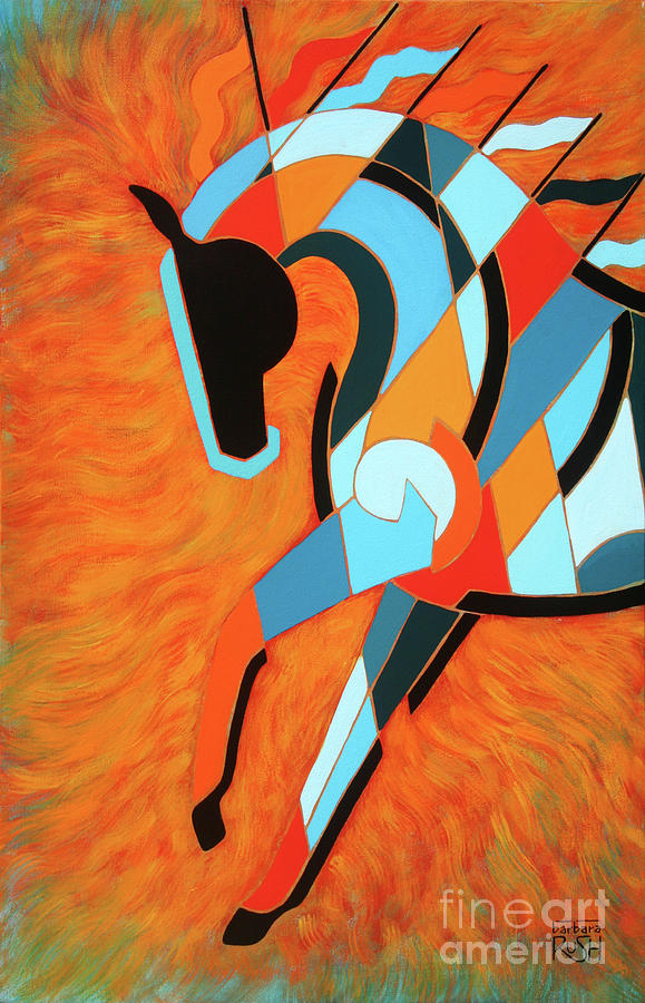 SunDancer of the Fire II by Barbara Rush