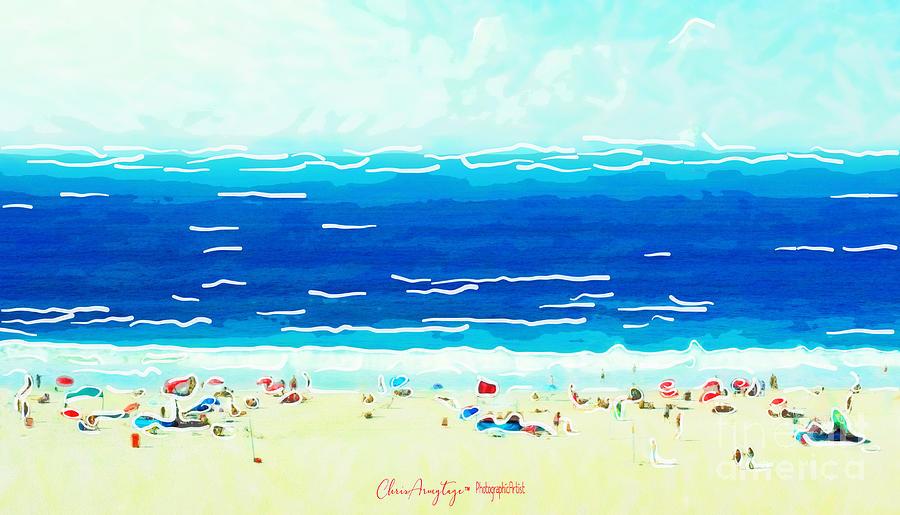 Sunday at Bondi by Chris Armytage