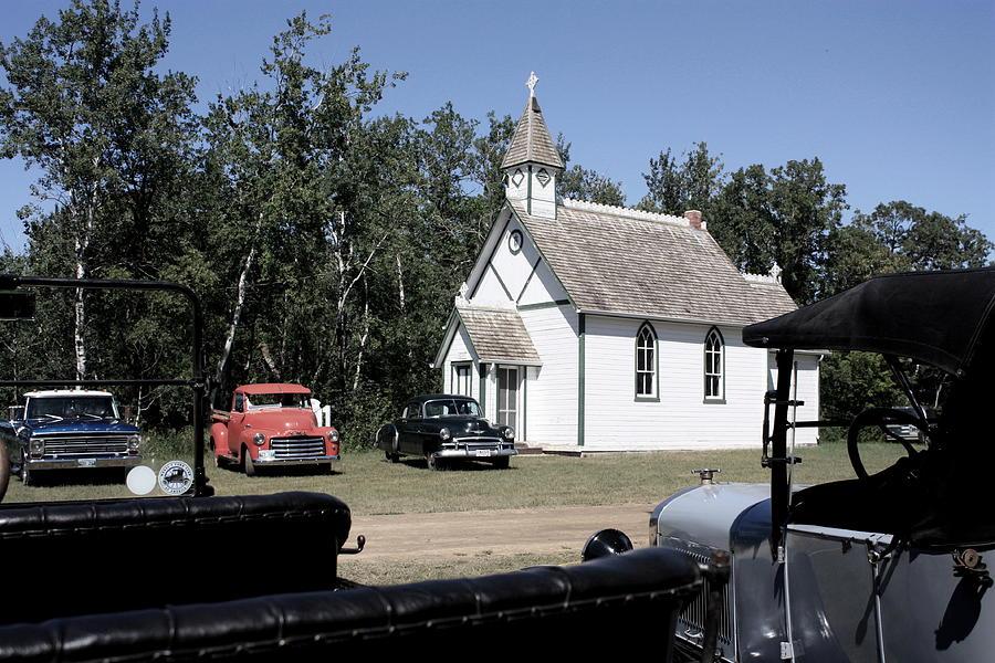 Sunday Church Photograph