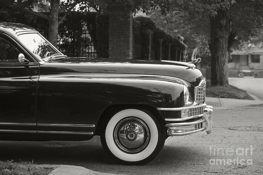 Transportation Photograph - Sunday Drive by Dennis Hedberg