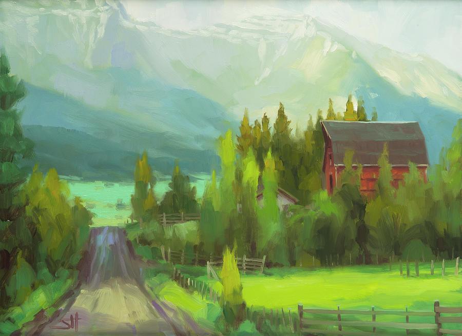 Sunday Drive by Steve Henderson