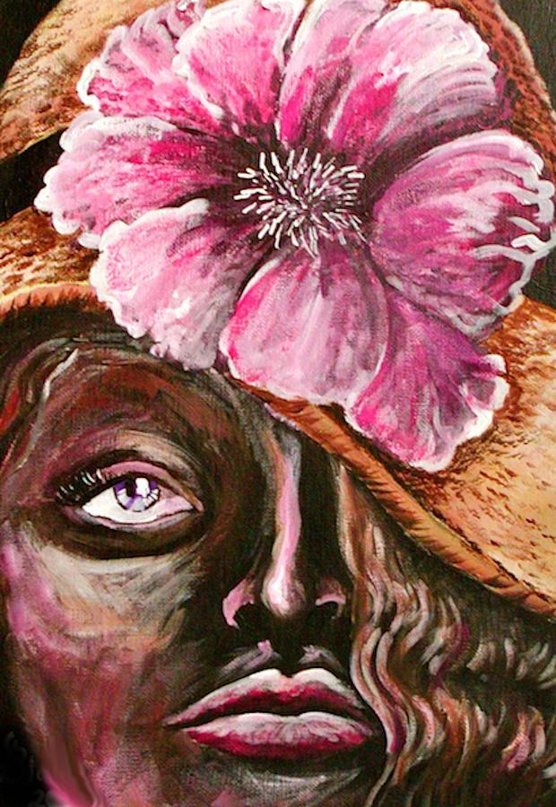 Sunday Hat by Yvonne Blasy