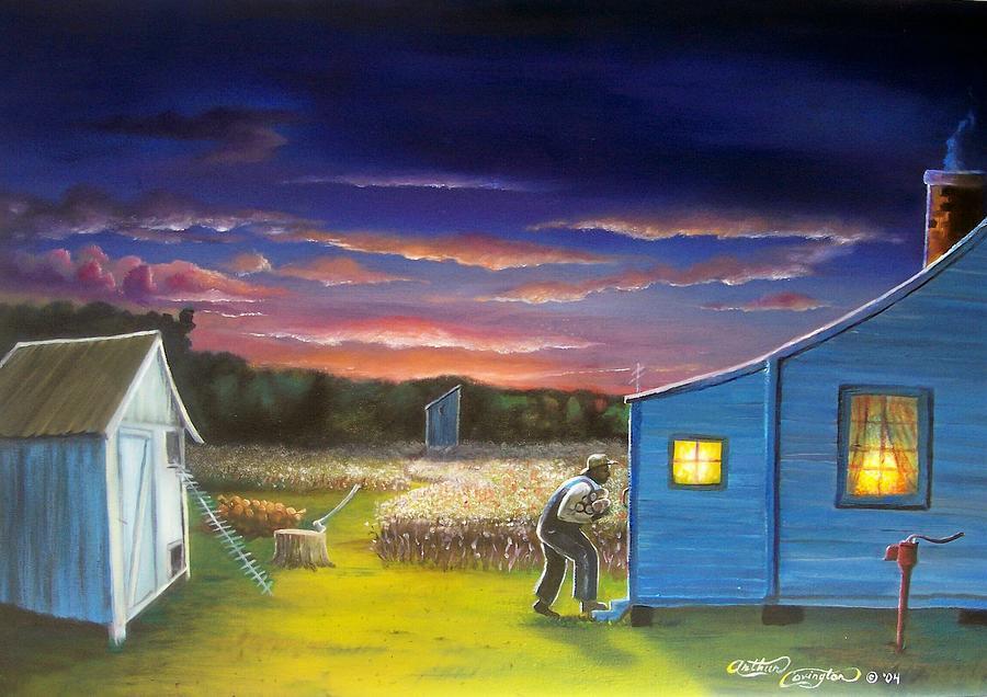 Sundown by Arthur Covington
