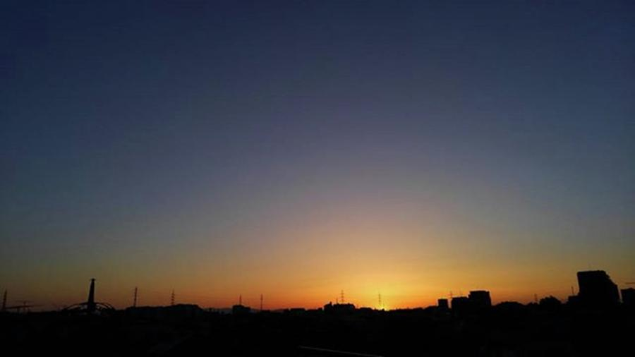 Sundown Photograph - Sunset by Kumiko Izumi