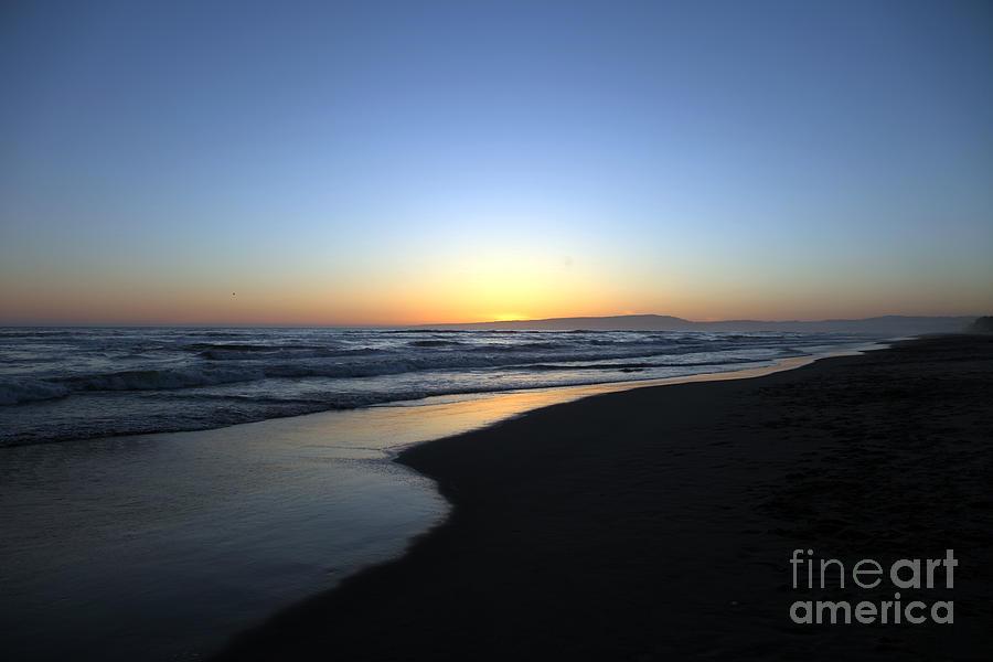 Beaches Photograph - Sunet Beach by Amanda Barcon