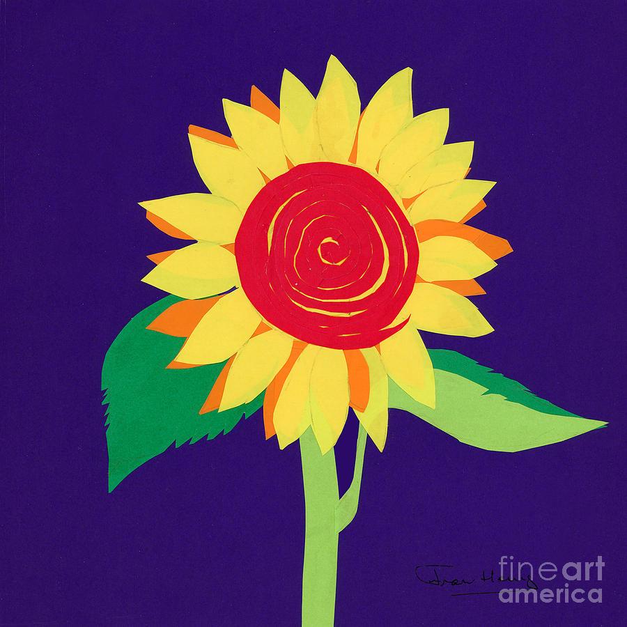 Sunflower by Fran Henig