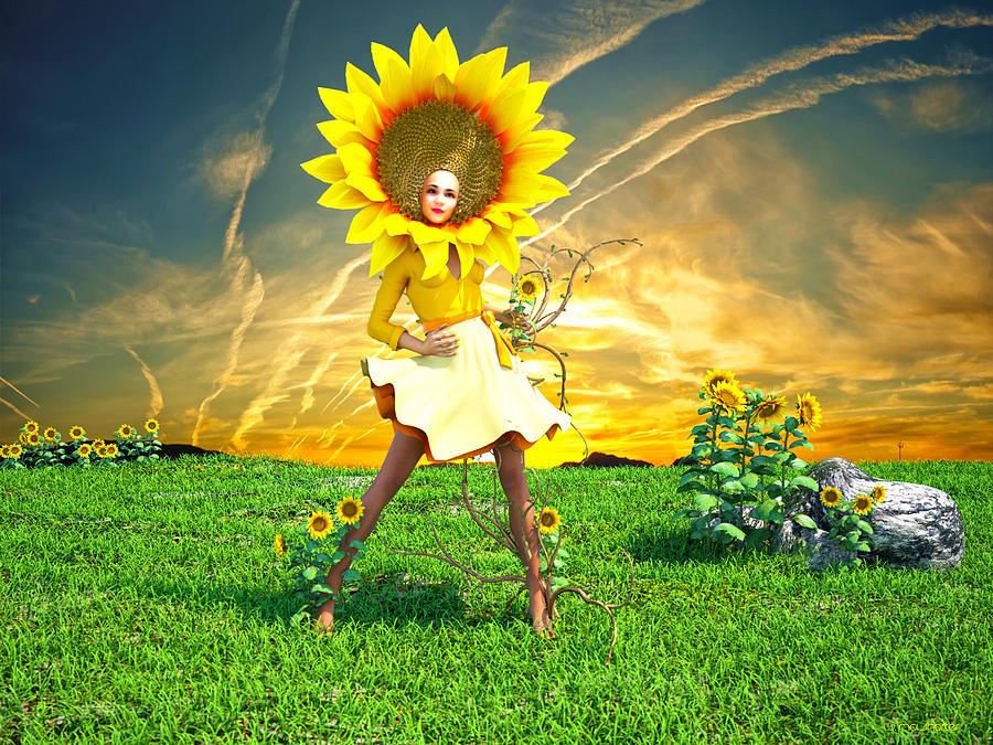 SunFlower by Williem McWhorter