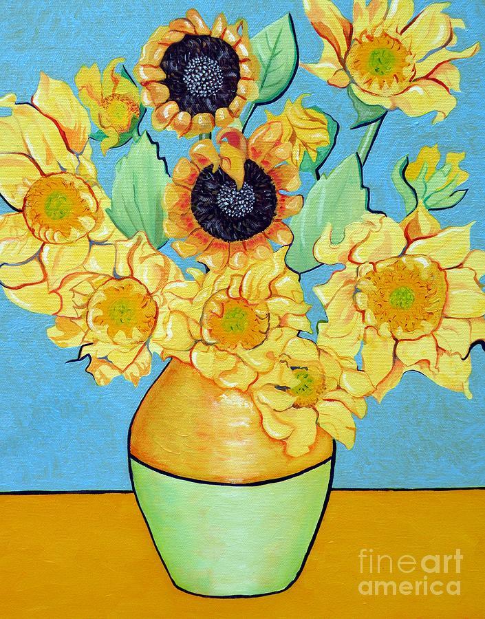 Van Gogh Style Paintings Fine Art America