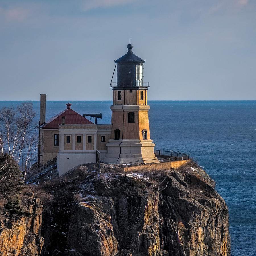 Charmant Split Rock Lighthouse Photograph   Sunlight On Split Rock Lighthouse By  Paul Freidlund