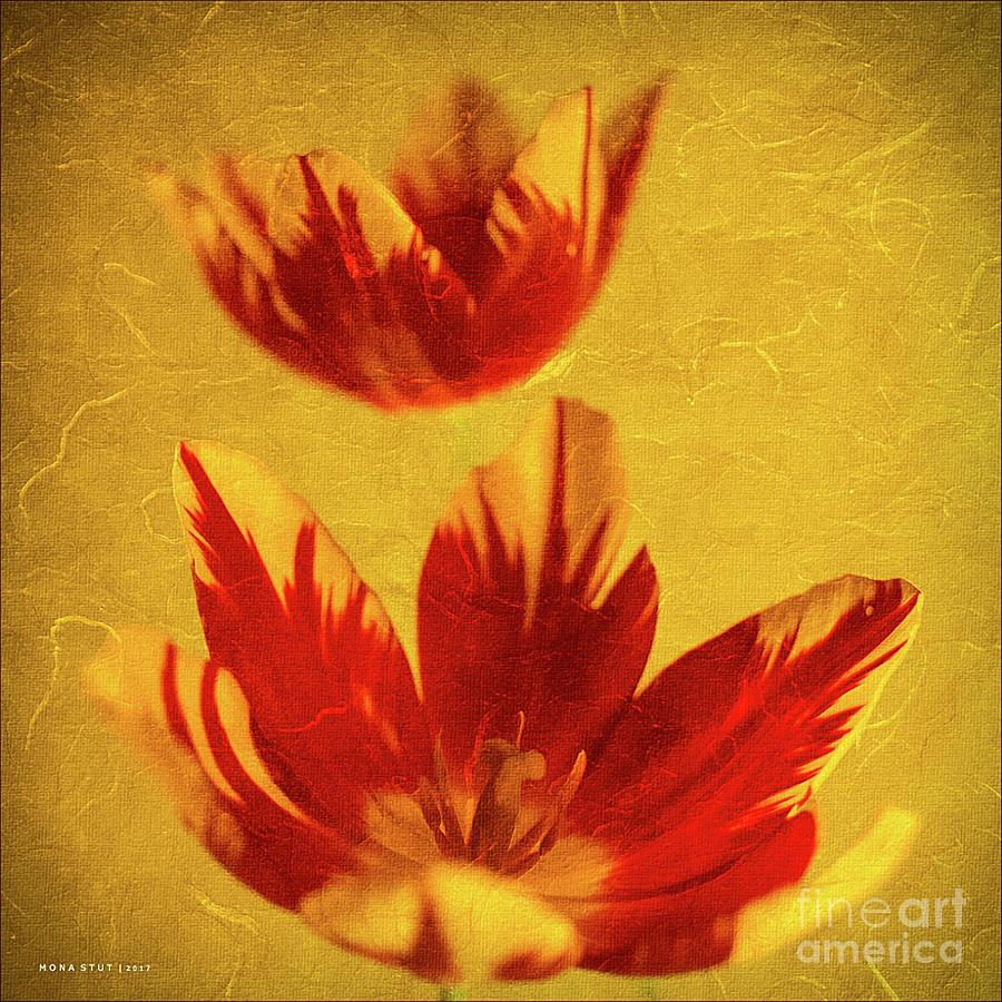 Yellow Sunny Dream Team Digital Art By Mona Stut