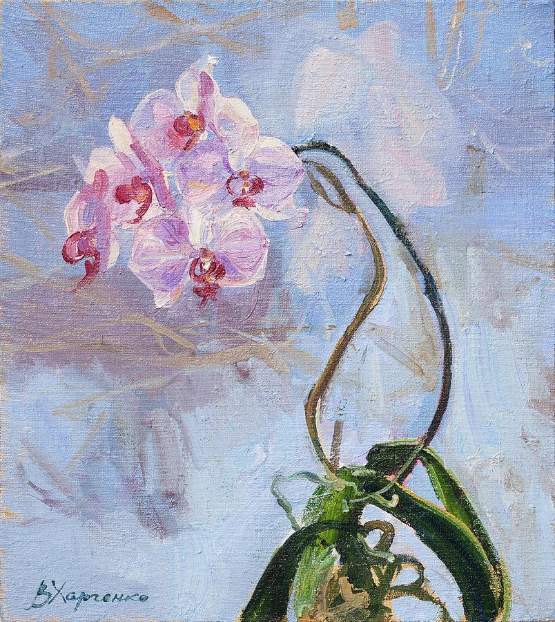 Sunny February Painting