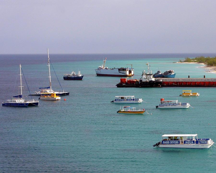 Sunray Harbor Photograph by Bruce Gaynor