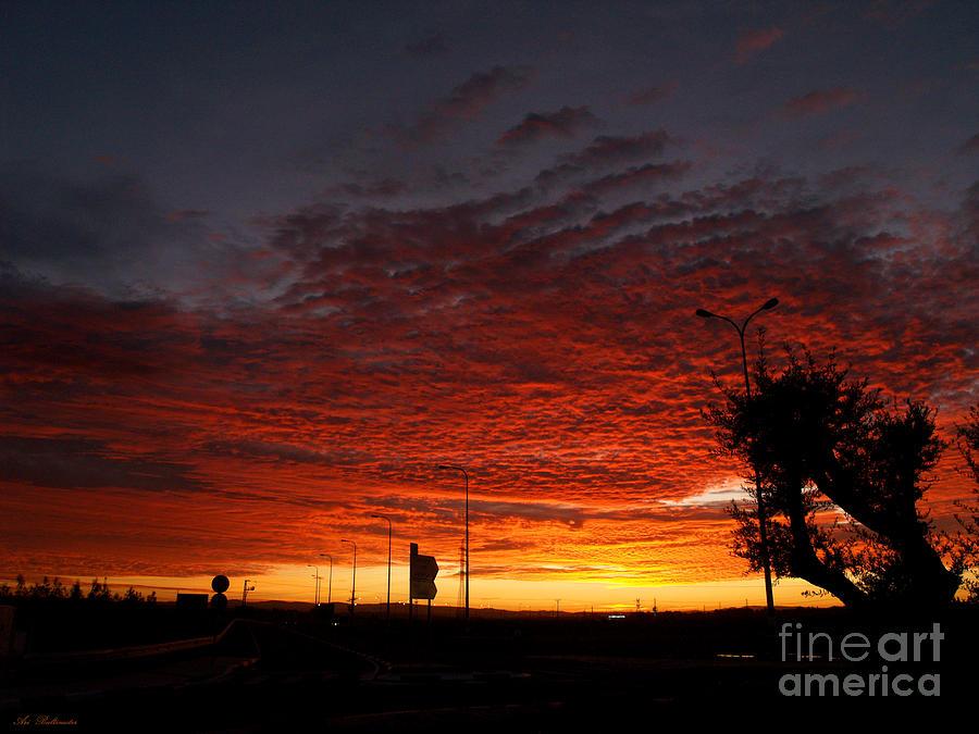Sunrise Photograph - Sunrise 01 by Arik Baltinester