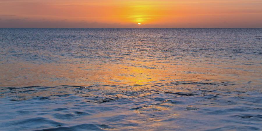 Sunrise Photograph - Sunrise 11-1-15 by A J Paul