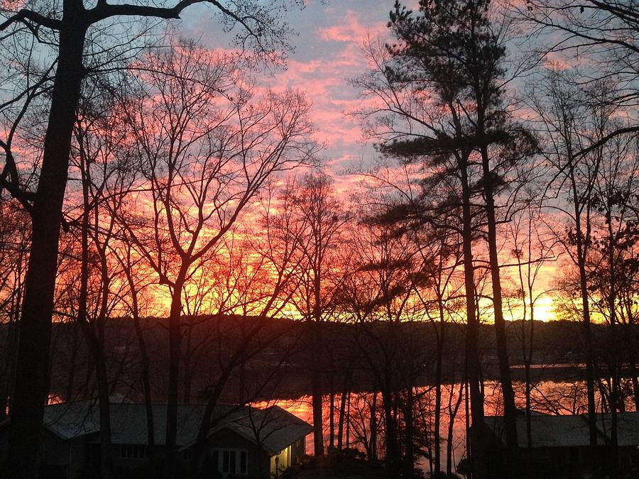 Sunrise at Carolina Trace by Francis Chester