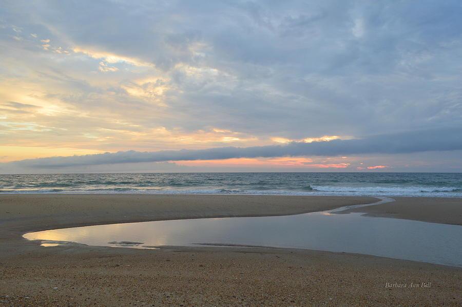 Sunrise At Loggerhead by Barbara Ann Bell