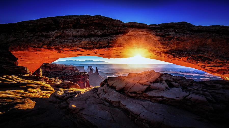 Sunrise at Mesa Arch by Kevin McClish