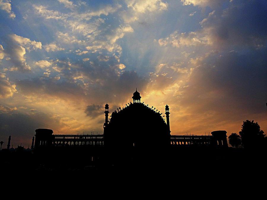 City Photograph - Sunrise At Rumi Gate by Atullya N Srivastava