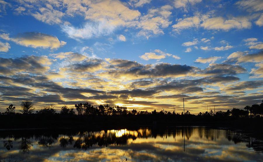Sunrise Photograph - Sunrise At The Summit by Melanie Moraga