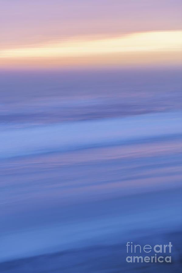 Ocean Photograph - Sunrise Atlantic 1 by Elena Elisseeva