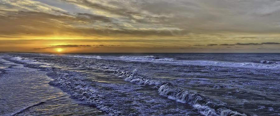 Dauphin Island Photograph - Sunrise by Barb Hauxwell
