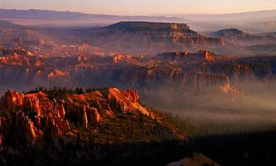 Sunrise Bryce Canyon Utah Photograph by Tom Narwid