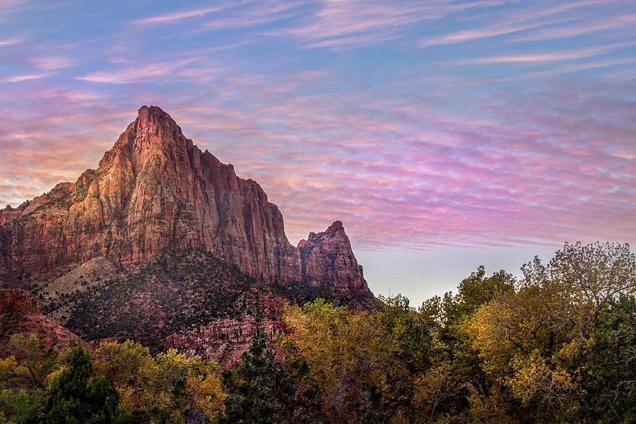 Sunrise Colors Photograph