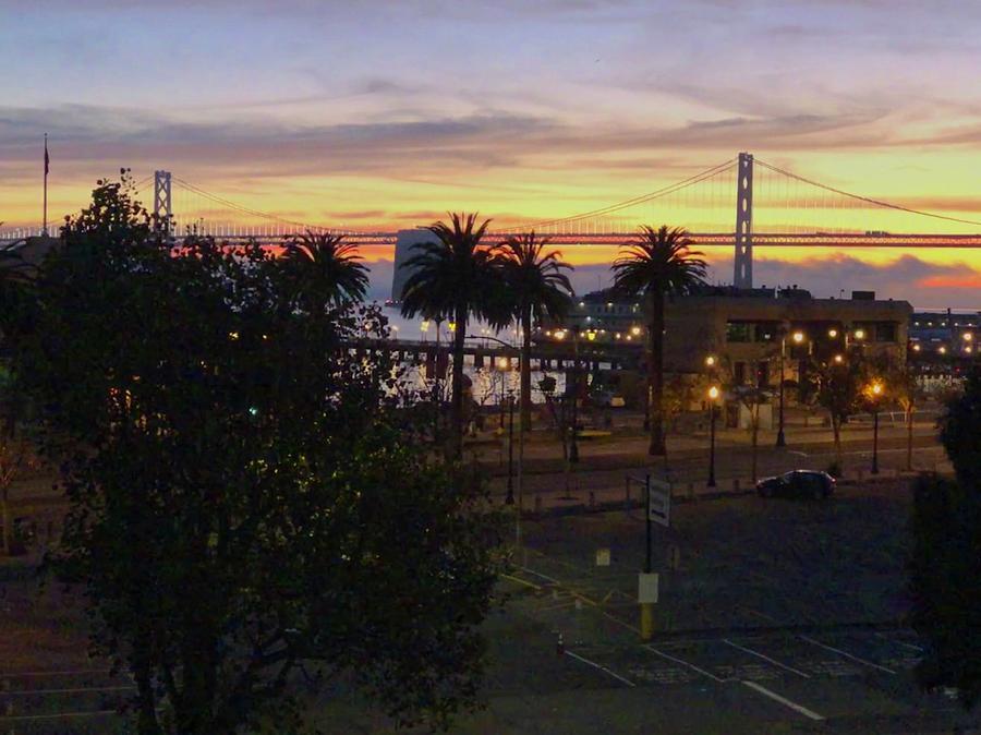 Sunrise by Dan Twomey