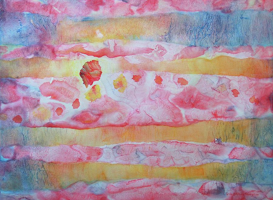 Sunrise Impressions by Lynda Hoffman-Snodgrass