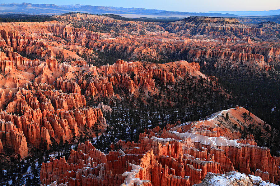 Bryce Photograph - Sunrise In Bryce Canyon by Pierre Leclerc Photography