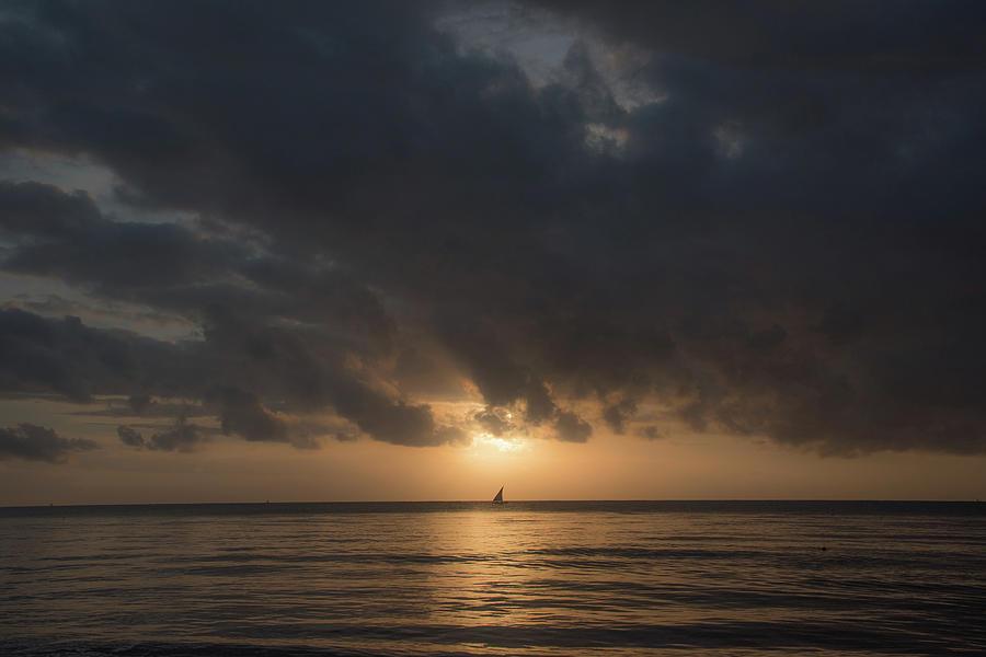 Sunrise in Tanga by Gareth Pickering