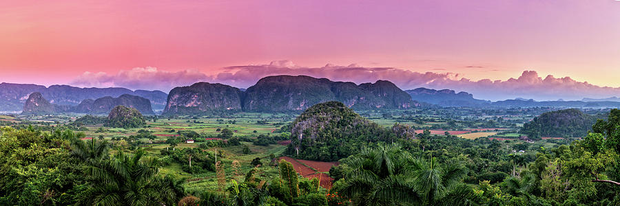 Sunrise in Vinales Valley by Levin Rodriguez