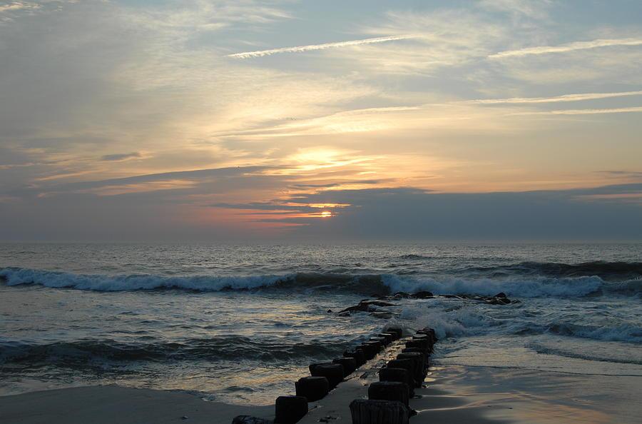 Ocean Sunrise Photograph - Sunrise Ocean 50 by Joyce StJames