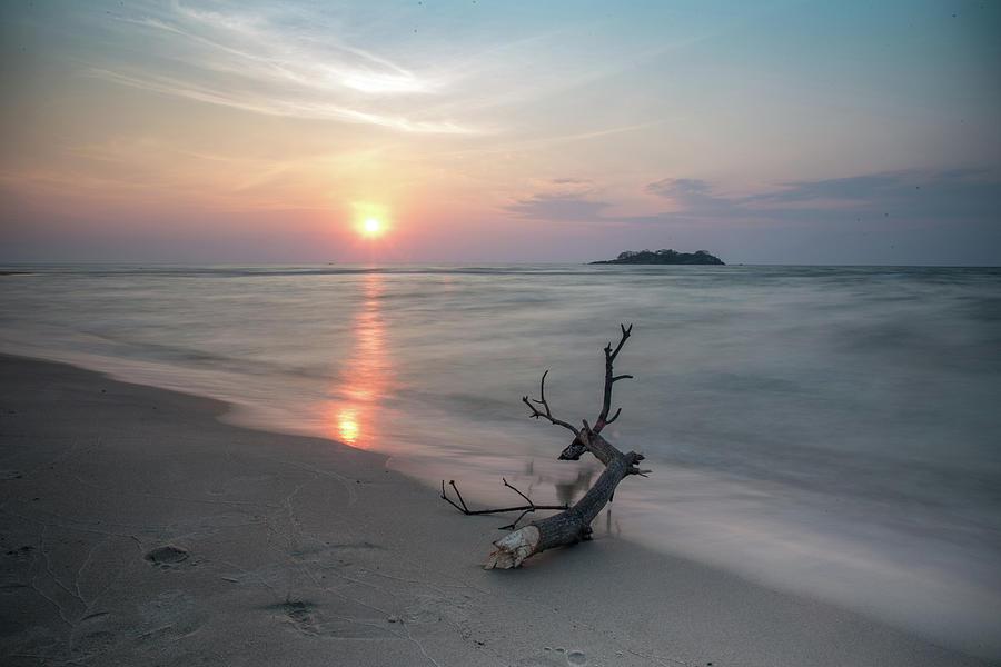 Sunrise on Lake Malawi by Gareth Pickering