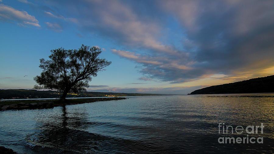 Sunrise on Seneca Lake by Brad Marzolf Photography