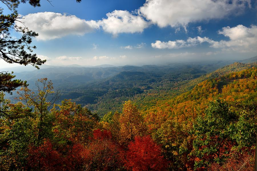 great smoky mountains coloring pages-#30