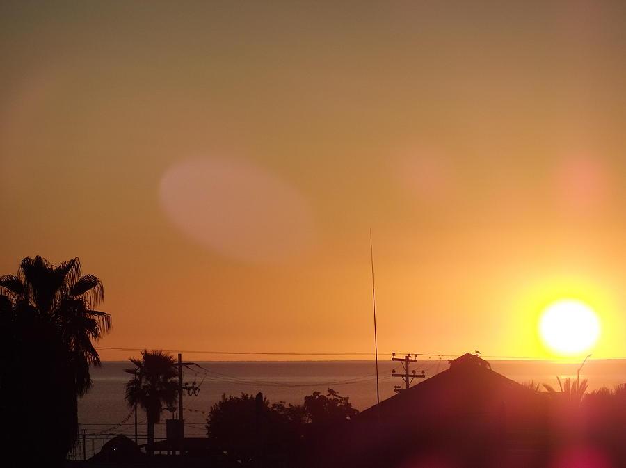 Sunrise Photograph - Sunrise Over Sea Of Cortez by Staci Black