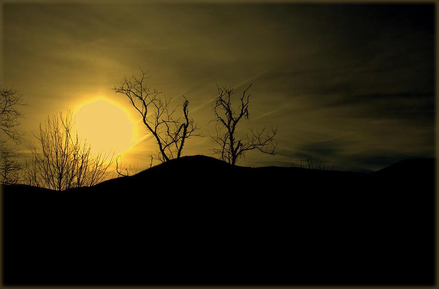 Sunrise over the Smokies by Jaime Mercado
