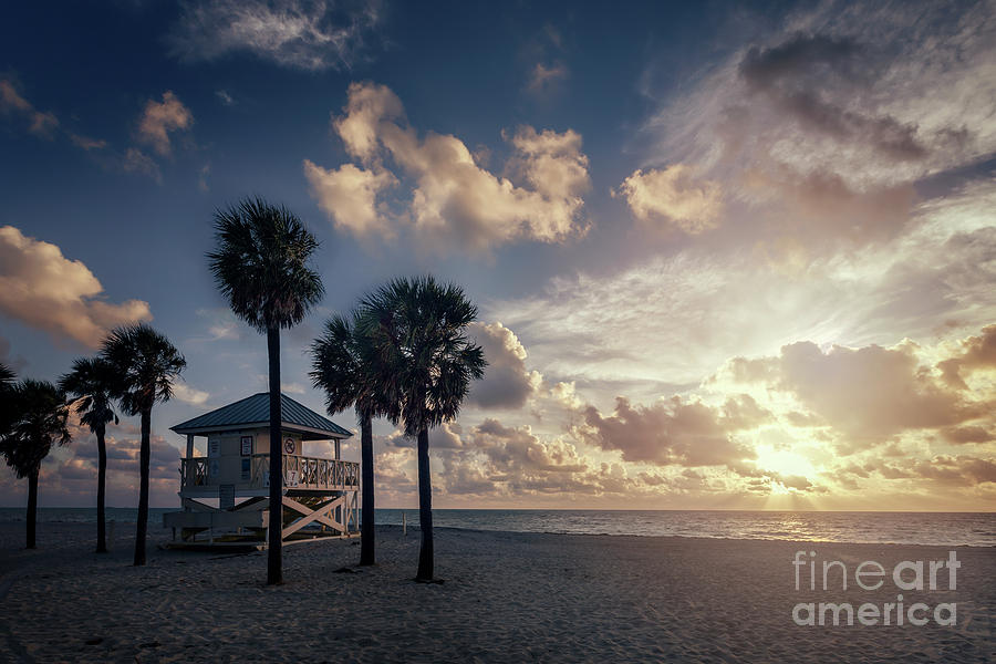 Sunrise Paradise Photograph