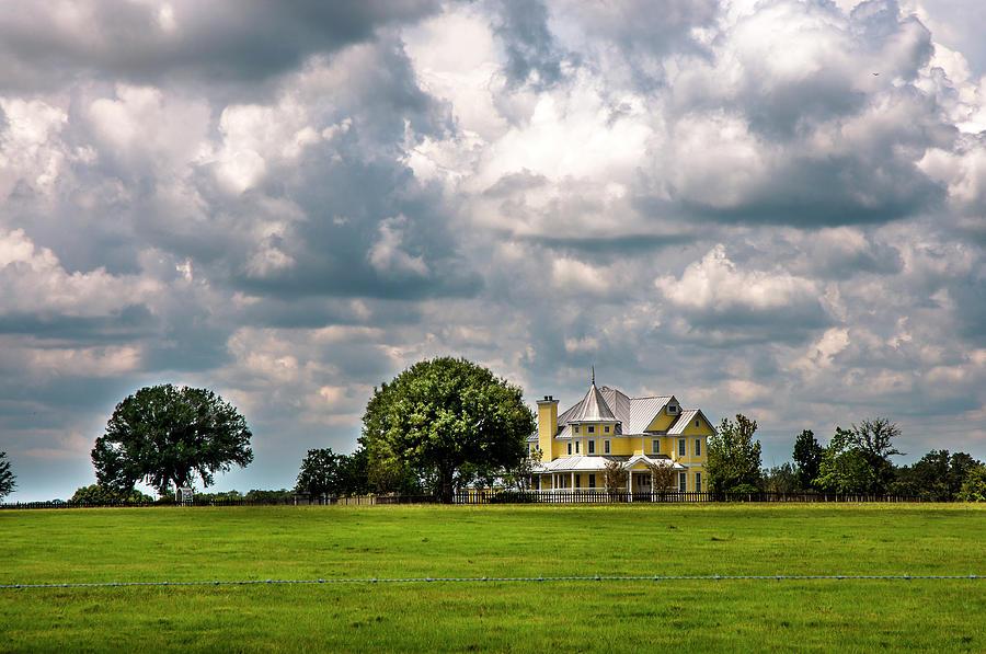 Landscape Photograph - Sunrise Ranch by Norman Johnson