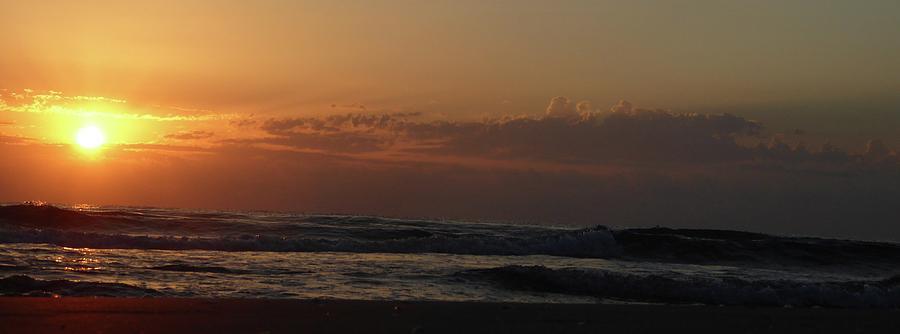 Sunrise Painting - Sunrise by Rayne Van Sing