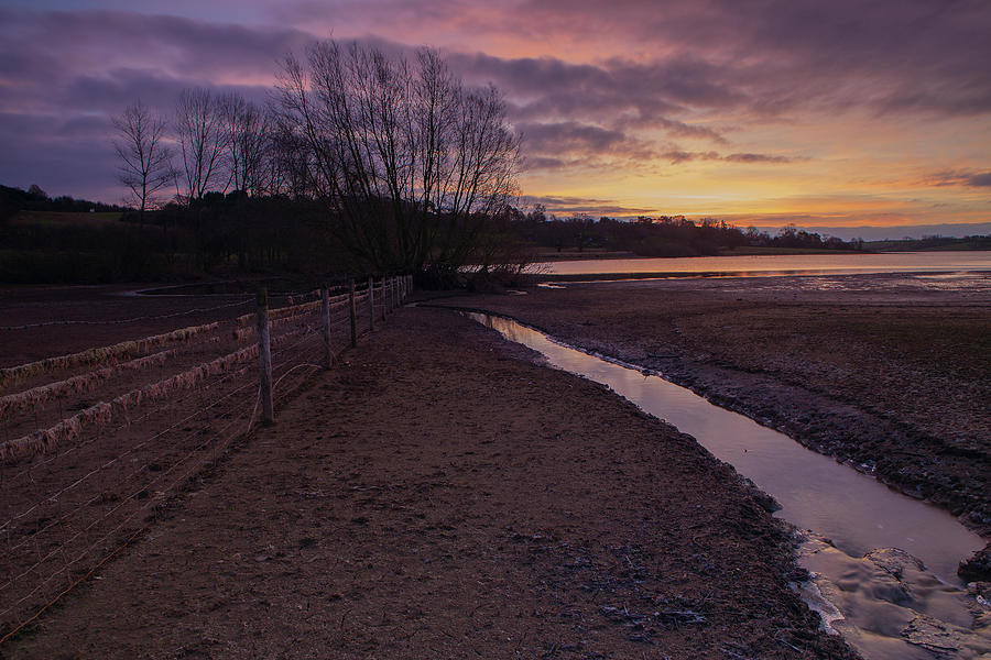 Sunrise, Rutland Water by Nick Atkin