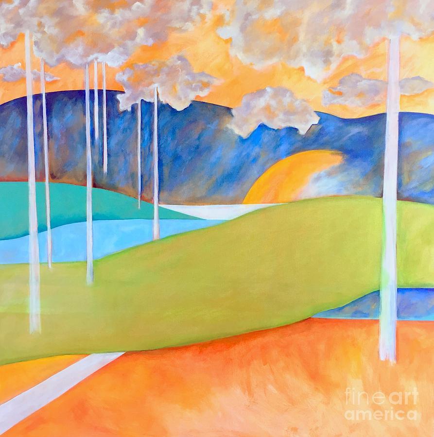 Sunrise Sanctuary by Elizabeth Fontaine-Barr